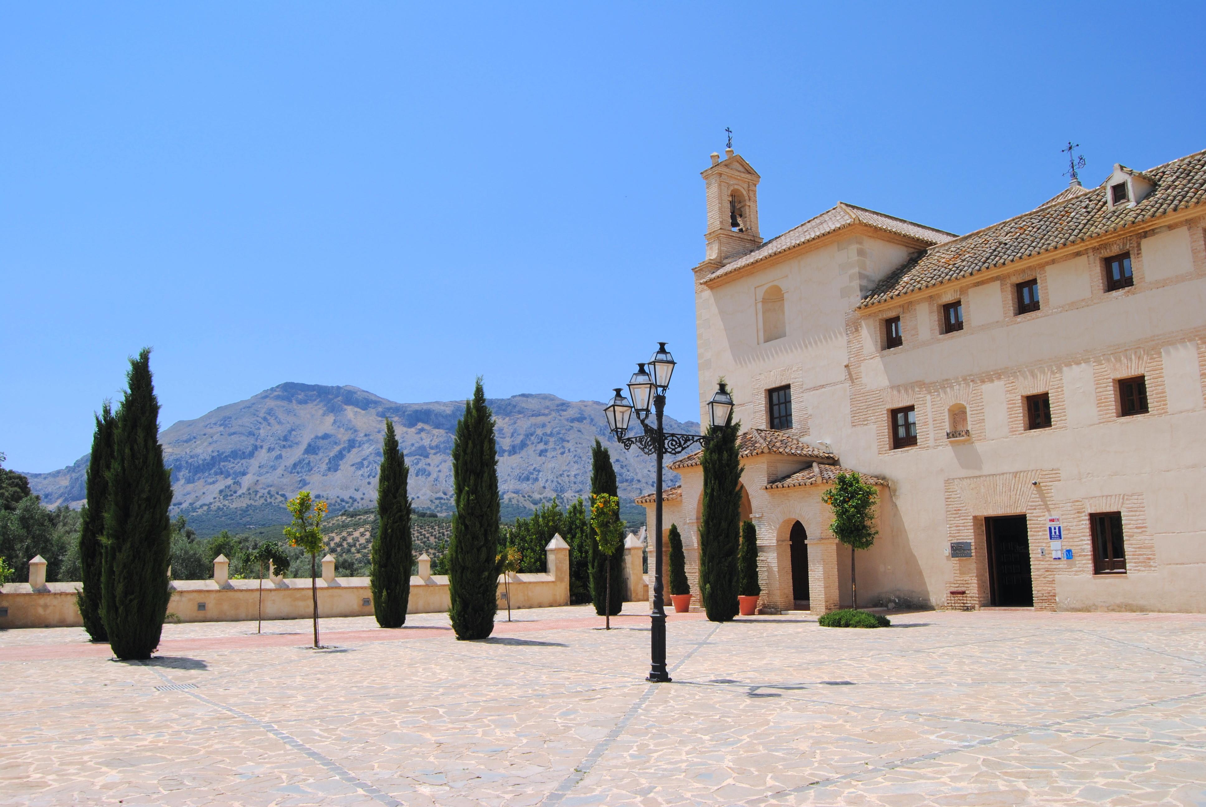 Charming hotels in malaga hotel convento la magdalena for Charming hotel