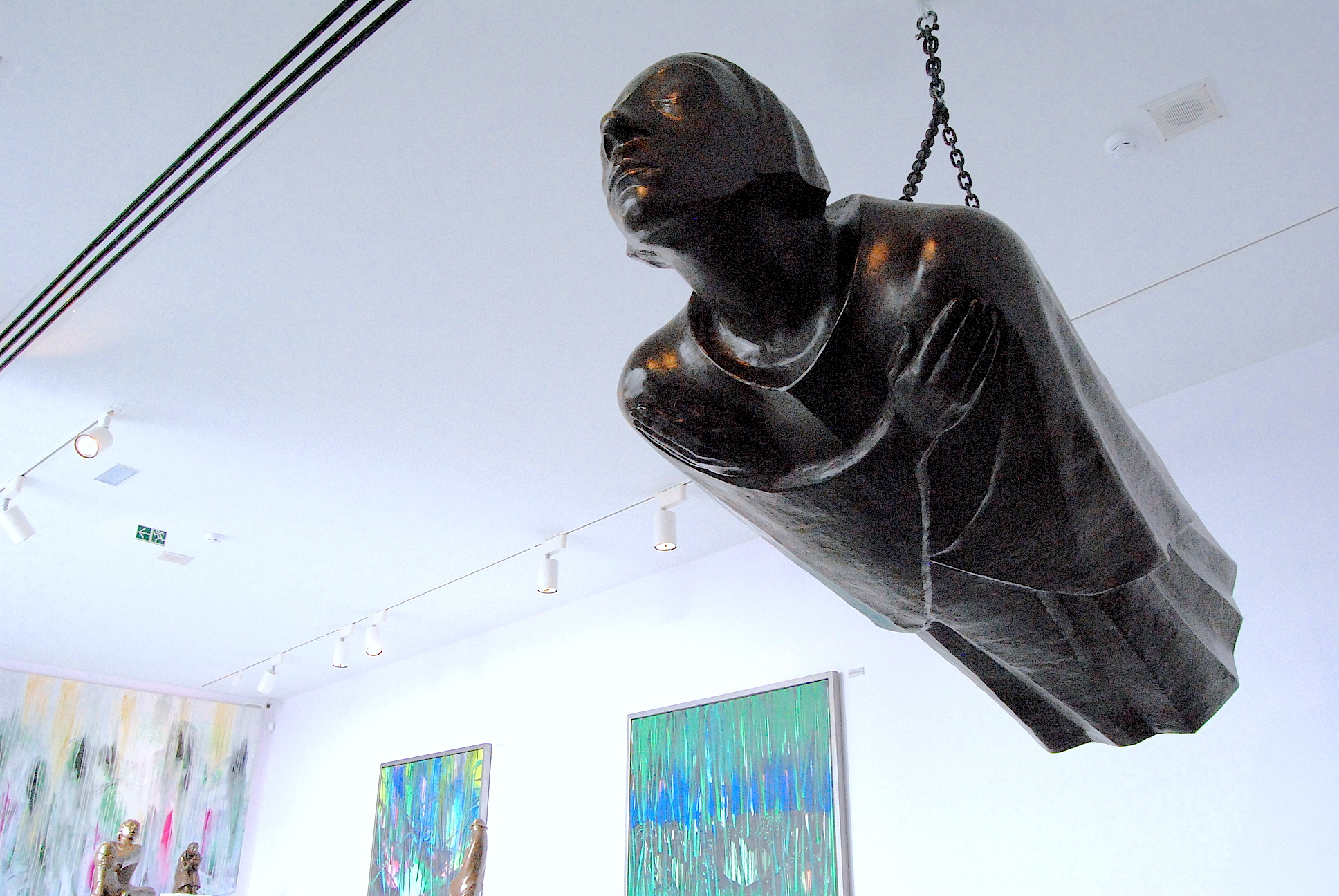 angel ernst Barlach jorge rando museum