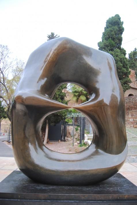 henry moore alcazaba malaga