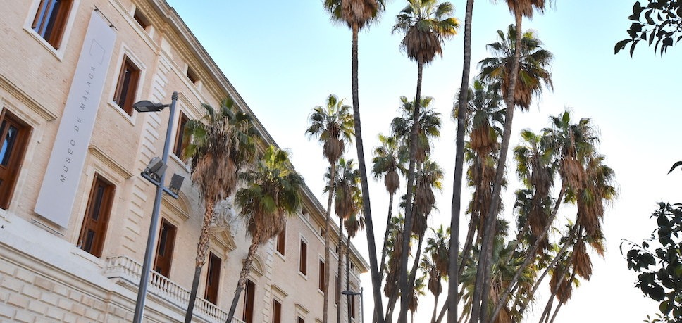 museo de málaga palacio aduana