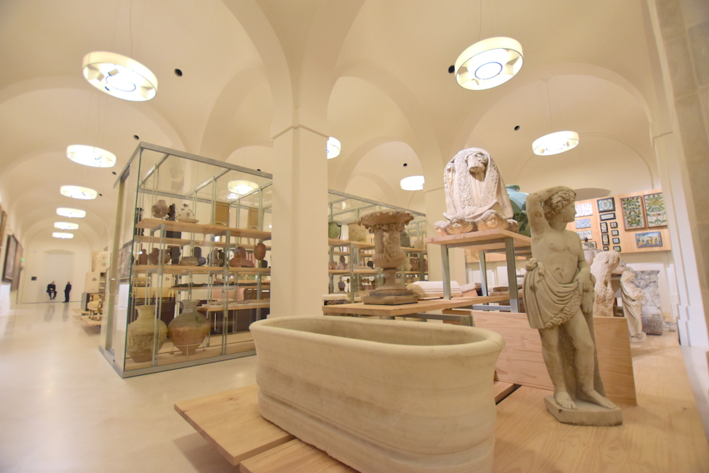 store room malaga museum