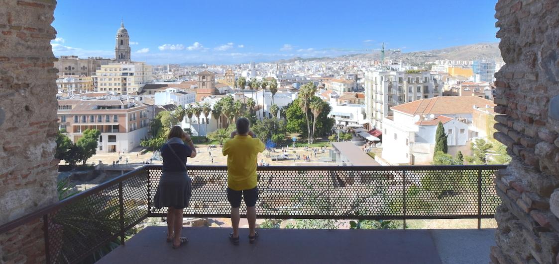 viewpoint alcazaba malaga