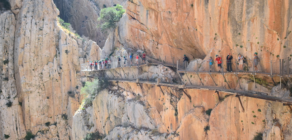 excursions from malaga caminito del rey