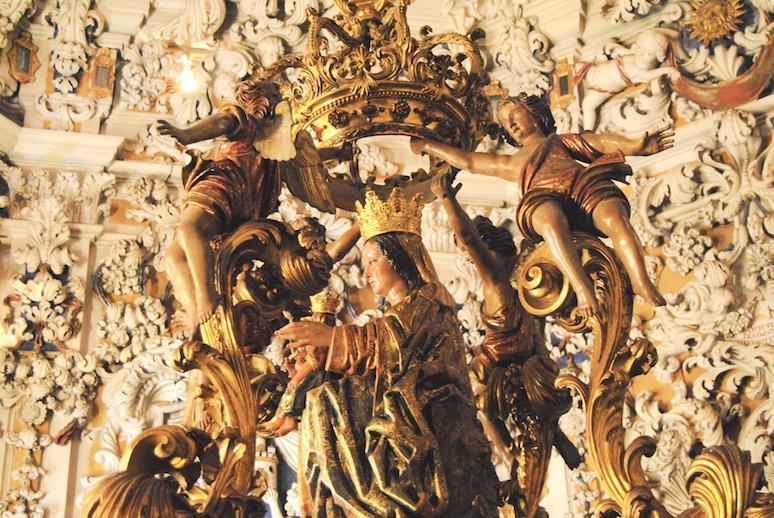 Image de la Vierge de la Victoire, Patronne de Malaga