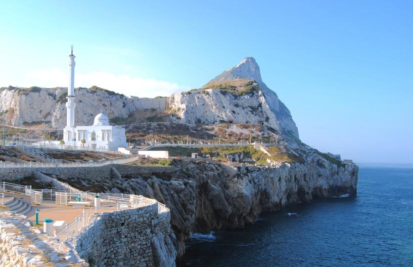 gibraltar malaga mediterranee