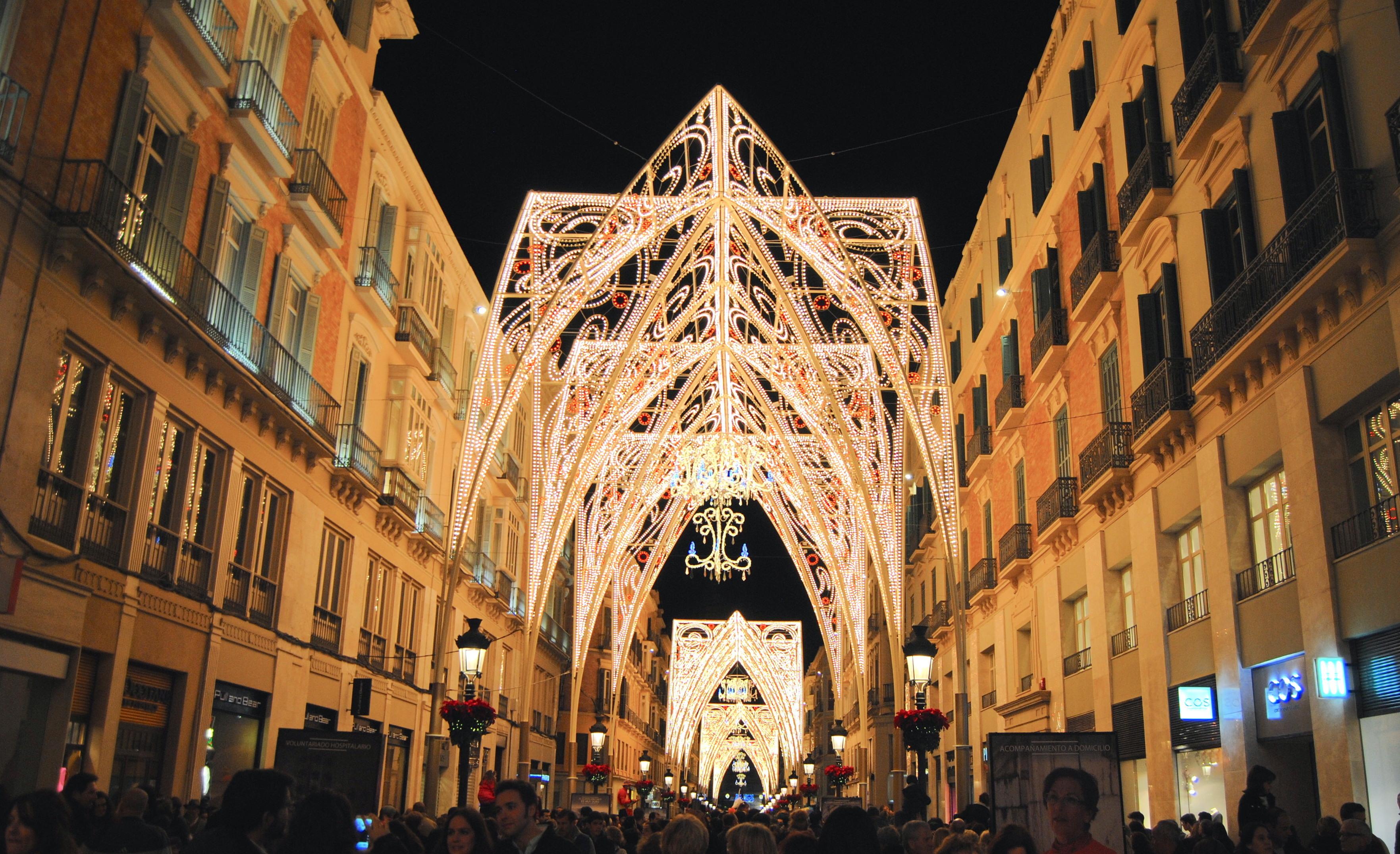 Navidad En M U00e1laga  Una Ciudad De Encanto